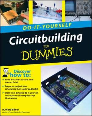Circuitbuilding Do–It–Yourself For Dummies de H. Ward Silver