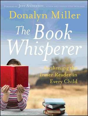 The Book Whisperer imagine