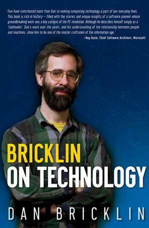 Bricklin on Technology de Dan Bricklin