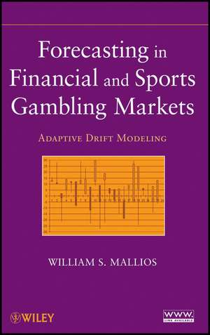 Forecasting In Financial And Sports Gambling Marke