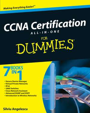 CCNA Certification All–In–One For Dummies