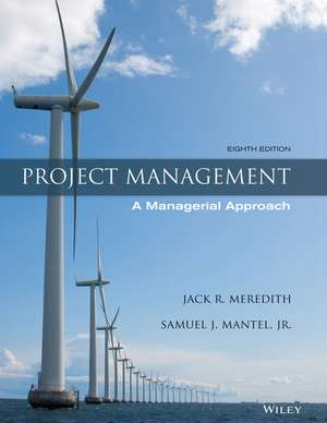 Project Management, A Managerial Approach imagine