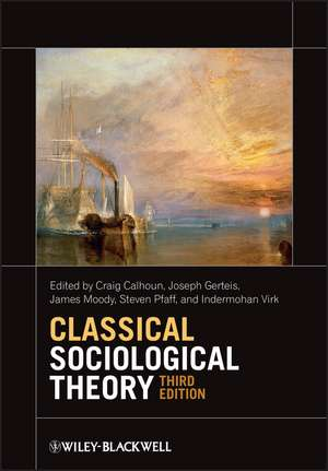 Classical Sociological Theory imagine