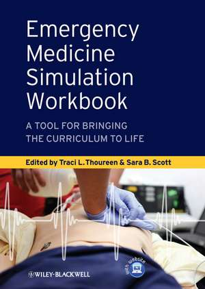 Emergency Medicine Simulation Workbook