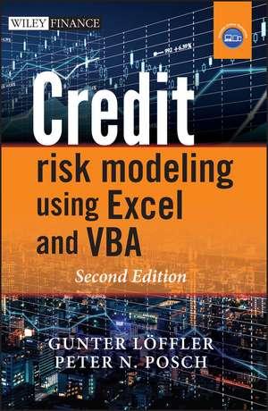 Credit Risk Modeling using Excel and VBA imagine