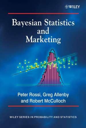 Bayesian Statistics and Marketing imagine