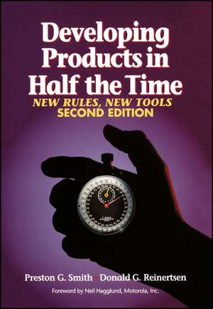 Developing Products in Half the Time imagine
