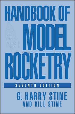 Handbook of Model Rocketry imagine