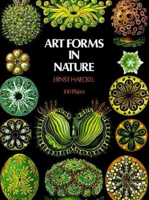 Art Forms in Nature de Ernst Haeckel