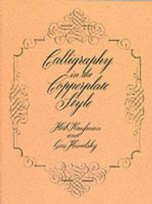 Calligraphy in the Copperplate Style imagine