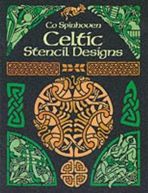 Celtic Stencil Designs de Co Spinhoven