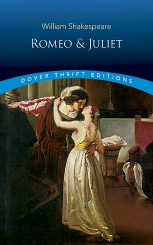 Romeo and Juliet de William Shakespeare