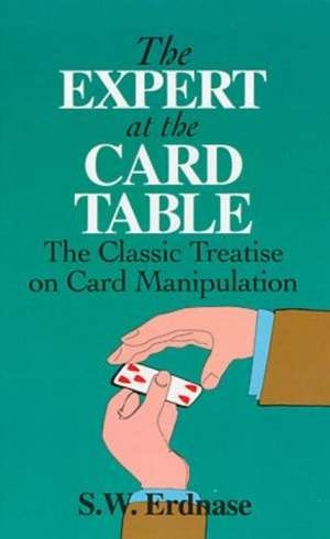 The Expert at the Card Table imagine