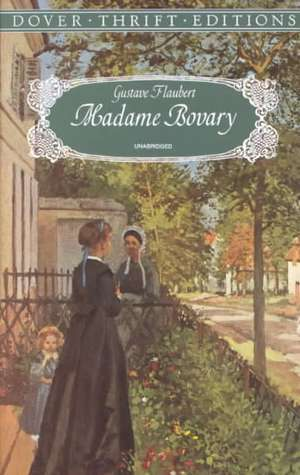 Madame Bovary:  Agamemnon, the Libation-Bearers and the Furies de Gustave Flaubert