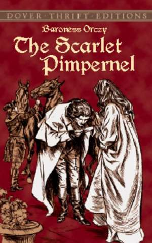 The Scarlet Pimpernel de Baroness Orczy, Emmuska