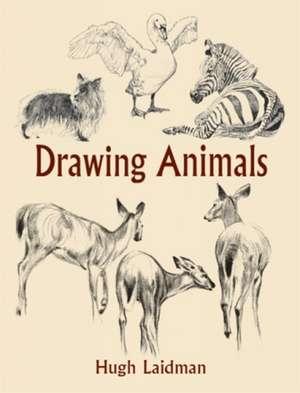 Drawing Animals de Hugh Laidman