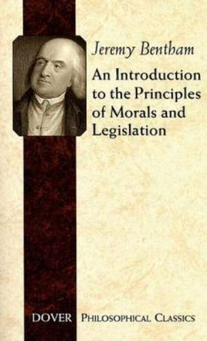 An Introduction to the Principles of Morals and Legislation imagine