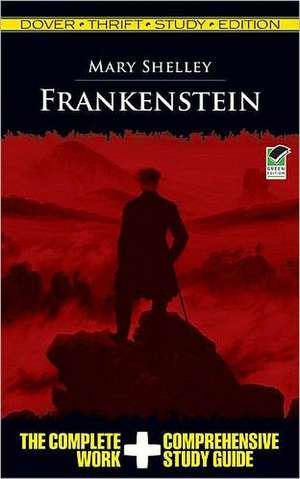 Frankenstein Thrift Study Edition de Mary Wollstonecraft Shelley