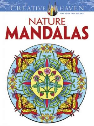 Creative Haven. Nature Mandalas imagine