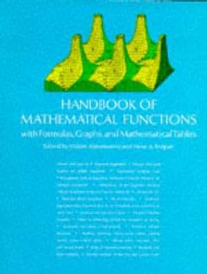 Handbook of Mathematical Functions imagine