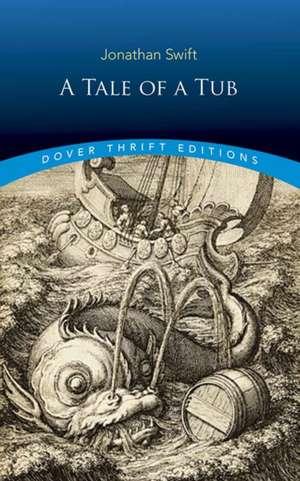 A Tale of a Tub de Jonathan Swift