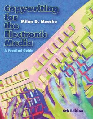 Copywriting for the Electronic Media:  A Practical Guide de Milan D. Meeske