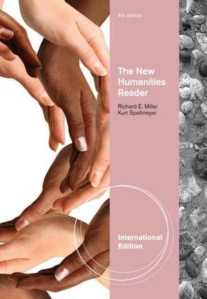 The New Humanities Reader, International Edition imagine