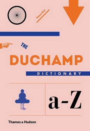 The Duchamp Dictionary imagine