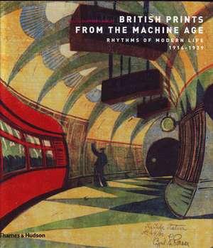 British Prints from the Machine Age imagine