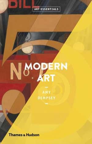 Modern Art de Amy Dempsey