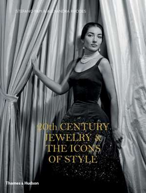 20th Century Jewelry & the Icons of Style:  Inspiration Beyond Style de Stefano Papi