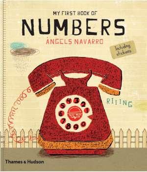Navarro , A: My First Book of Numbers de Angels Navarro