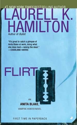 Flirt de Laurell K. Hamilton