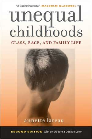 Unequal Childhoods – Class  Race  And Family Lif