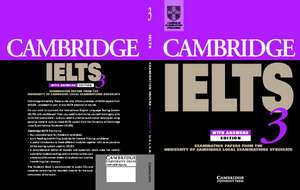 Cambridge Ielts 3 Self-Study Pack