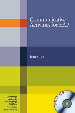 Communicative Activities for EAP with CD-ROM imagine