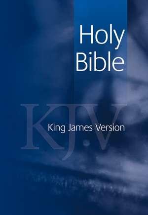 KJV Emerald Text Bible, KJ530:T Hardback with Jacket 40 imagine