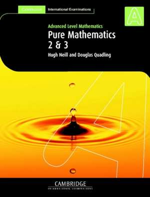 Pure Mathematics 2 and 3 (International) imagine
