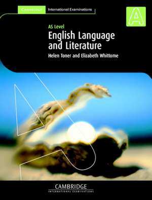 ENGLISH LANGUAGE & LITERATURE