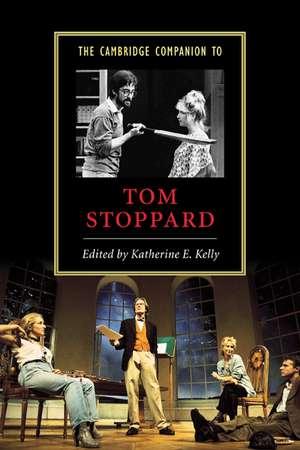 The Cambridge Companion to Tom Stoppard de Katherine E. Kelly