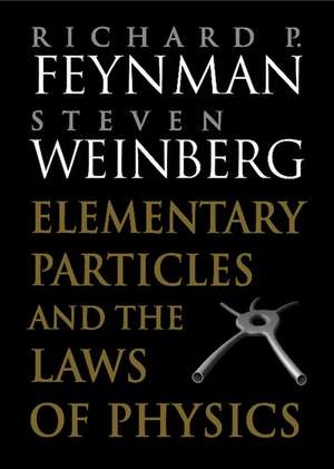 Elementary Particles and the Laws of Physics: The 1986 Dirac Memorial Lectures de Richard P. Feynman