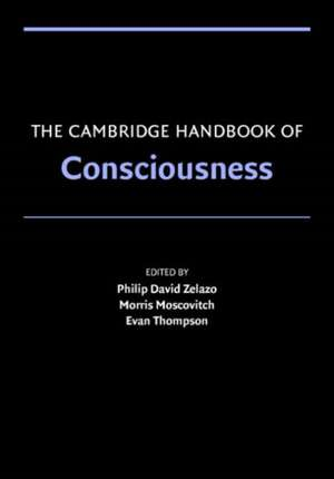 The Cambridge Handbook of Consciousness