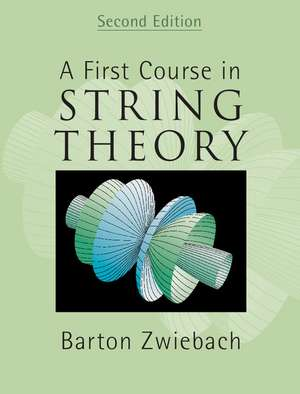 A First Course in String Theory imagine