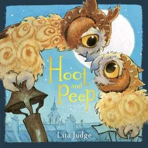 Hoot and Peep de Lita Judge