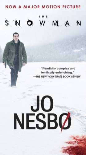 The Snowman (Movie Tie-In) de Jo Nesbo