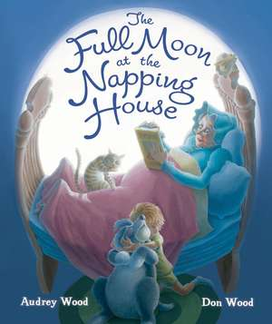 The Full Moon at the Napping House imagine