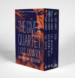 The Giver Quartet boxed set de Lois Lowry
