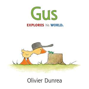 Gus (board book)