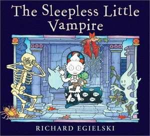 The Sleepless Little Vampire de Richard Egielski