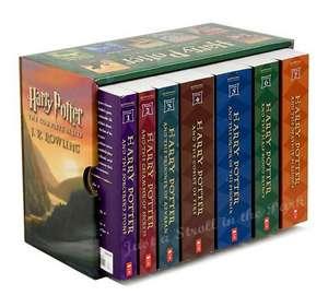 Harry Potter Paperback Boxed Set:  Books #1-7 de J. K. Rowling